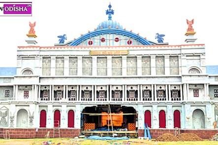 Barmunda Durga Puja Gate 2015