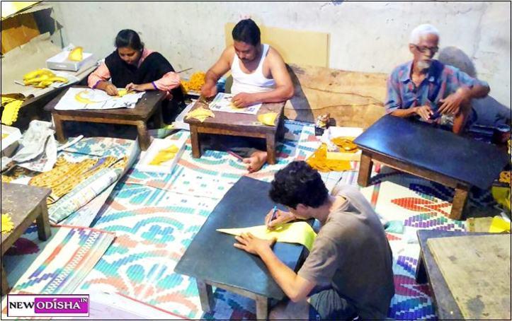 Cuttack Jari Medha Making by Muslims