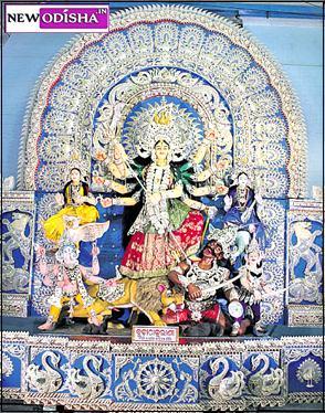 Cuttack Kaligali Budhi Thakurani Durga Medha 201