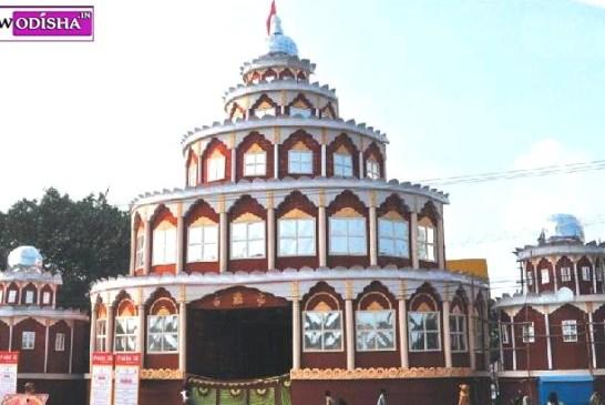 Nayapalli Durga Puja Gate 2015