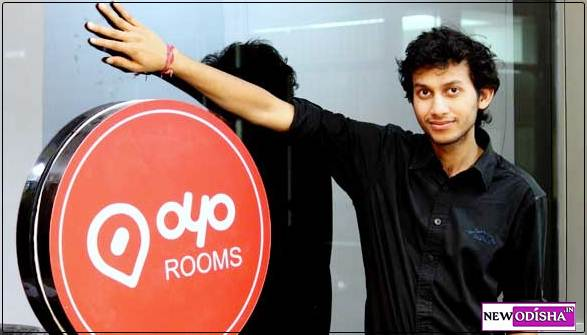 Ritesh Agarwal, Founder of OYO Rooms is an Odia