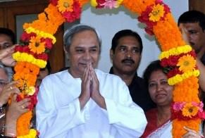 Odisha CM Naveen Patnaik crowned BJD chief for 7th term