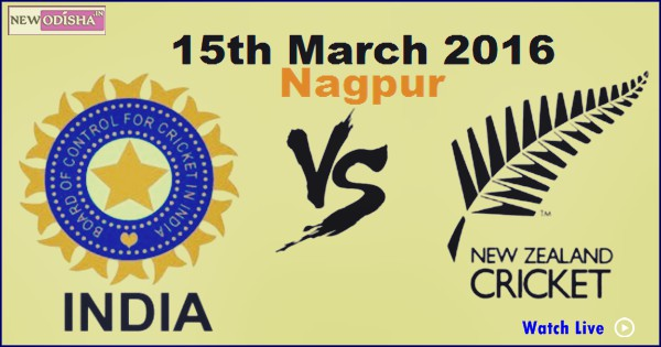 Live Streaming: India vs New Zealand T20 World Cup 2016