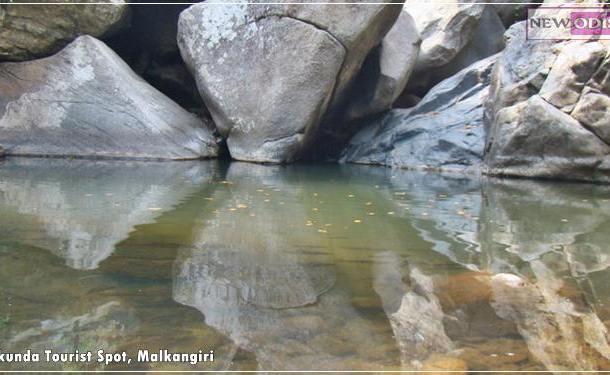 Ammakunda Tourist Spot in Malkangiri of Odisha