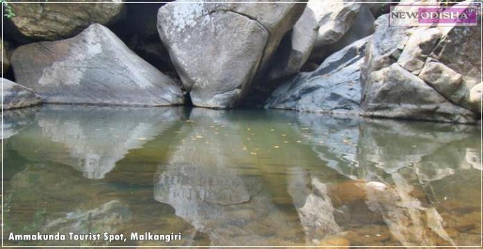Ammakunda Waterfall Malkangiri