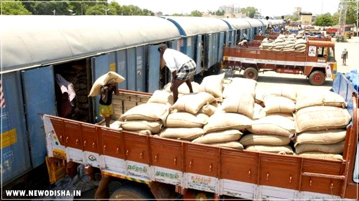Railway-Goods-loading-points