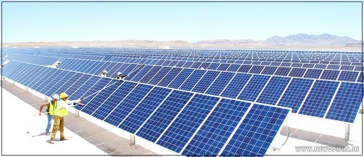 Nalco plans Solar Electrification in 163 villages of Koraput