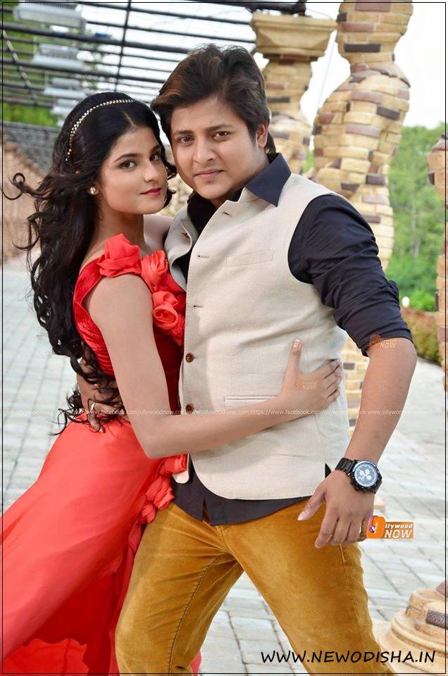 Suryamayee Mohapatra with Babushan