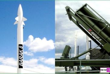 Barak- 8 Missile test fired for third time in two days