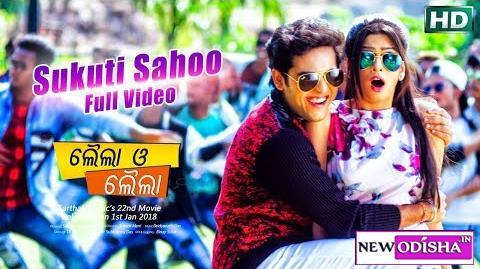 Watch Aadhaar Card Re Sukuti Sahu Full HD Video Song from Laila O Laila Odia Movie