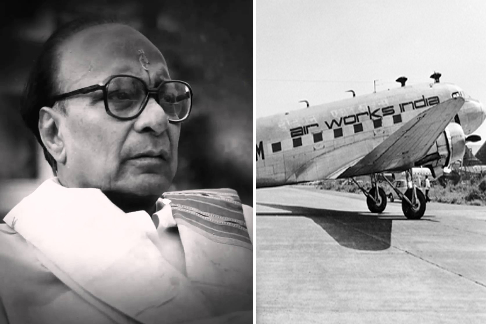 Biju Patnaik's 'Dakota' aircraft to be displayed at Anand Bhawan in Cuttack