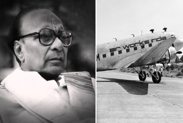 Biju Patnaik's 'Dakota' aircraft to be displayed at Anand Bhawan in Cuttack
