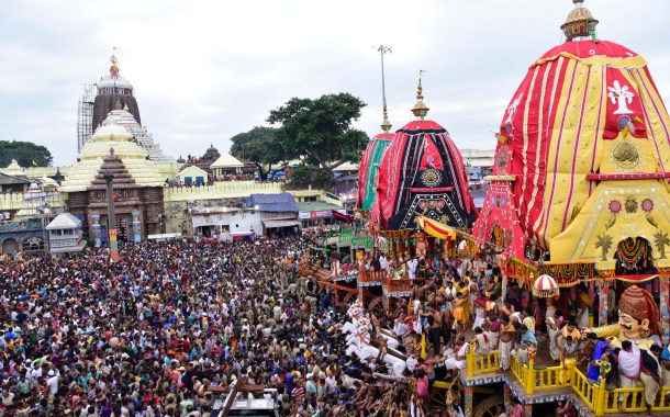Bahuda Yatra concludes in a 50-year record feat