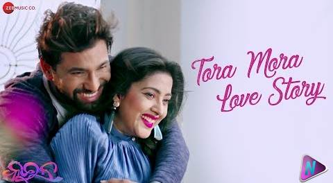 Tora Mora Love Story New Full HD Video Song from Odia Movie Queen