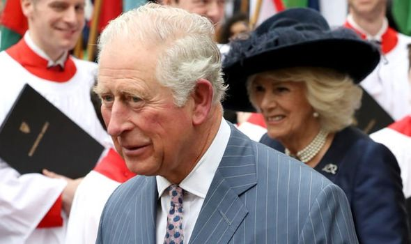 Prince Charles in isolation as he tests positive for COVID-19