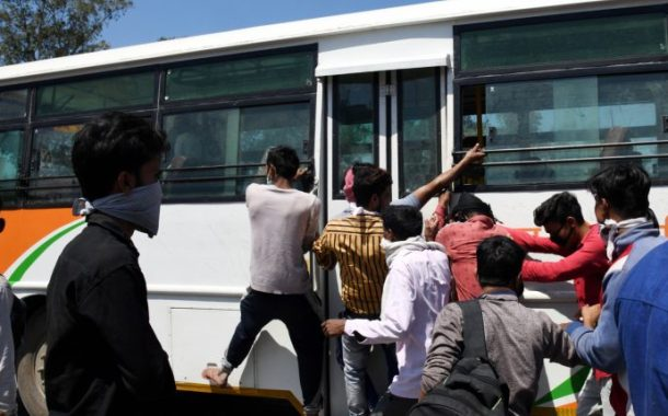 Centre directed states to seal boarders to stop movement of people across cities