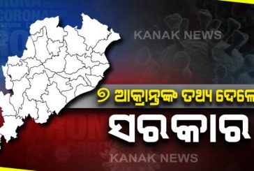 7 new Covid-19 positives in Odisha, 5 belong to Bhadrak, 2 to Balasore