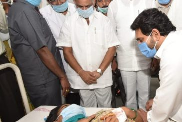 Andhra announces Rs 1 Cr each Killed in Gas Tragedy