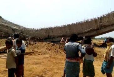 Suktel Bridge Collapse: Executive Engineer suspended