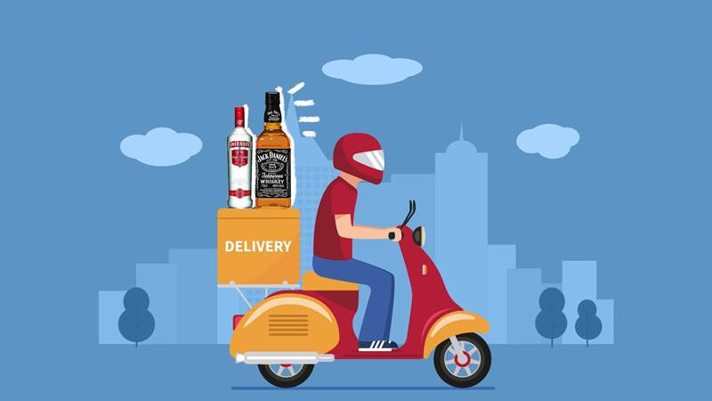 Home Delivery of Liquor in Odisha from tomorrow