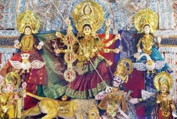 Cuttack Durga Puja 2020 Photo Gallery