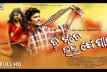 Tu Mate Bhala Je Pau Odia Full HD Video Song by Sailendra & Himagni