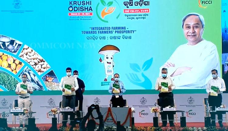 CM Inaugurates 'Krushi Odisha-2021'