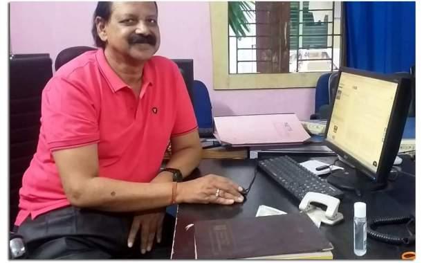 Senior Journalist Jimuta Mangaraj Dies In Road Mishap