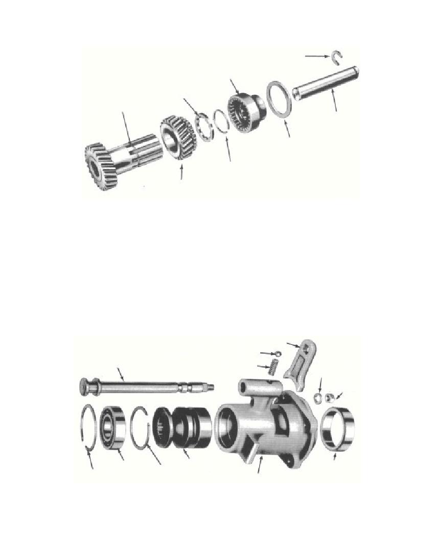 Ford 2N, 8N, 9N Service Manual Page 64