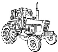 CASE 580C 580CK BACKHOE LOADER TRACTOR WORKSHOP SERVICE
