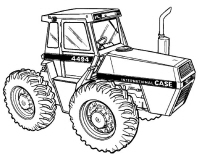 Ford 1320, 1520, 1720 Tractor Service Manual NewOldManuals