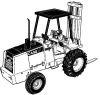 Free download 580K Case Backhoe Service Manual programs