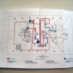 Massey Ferguson Wiring Diagram For Honeywell Thermostat With Heat Pump Ford Tractor Service Manual - Tw-5, Tw-15, Tw-25, Tw-35