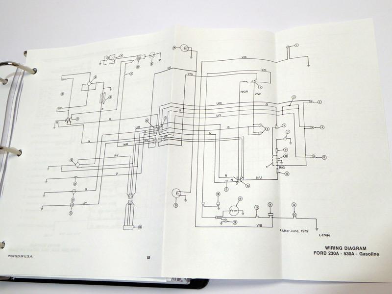 1966 Ford Fairlane Wiring Diagram On Yanmar Tractor Control Diagram