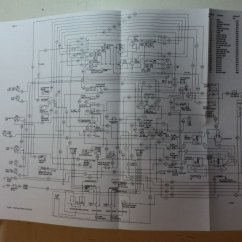 Case 446 Tractor Wiring Diagram Pride Legend Mobility Scooter Great Installation Of 1190 1290 1390 Service Manual Repair Shop Book New With Rh Ebay Com