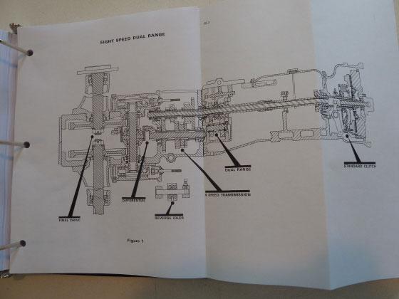 case tractor wiring diagram 1994 ford ranger radio 430ck 530ck service manual repair shop book new with binder ebay