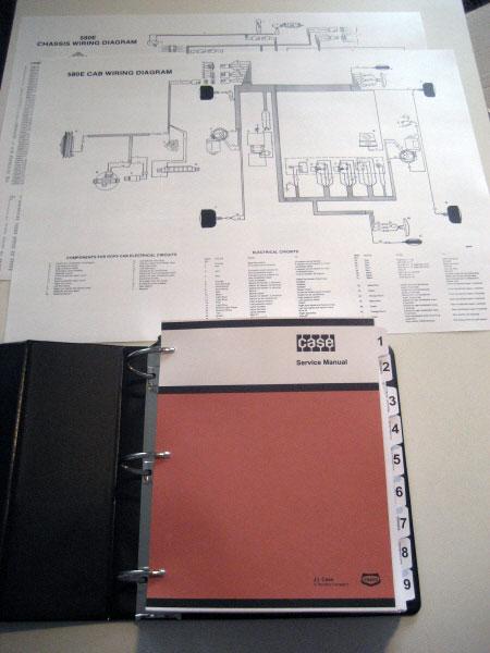 Case 580 Super K Backhoe Wiring Diagram In Addition 580k Case Backhoe