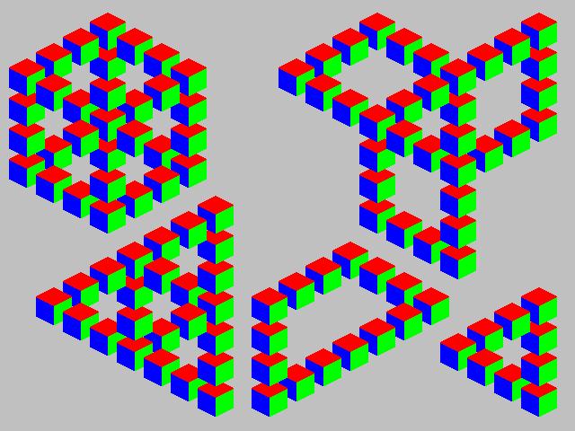 Shapes Shape Geometric Animals