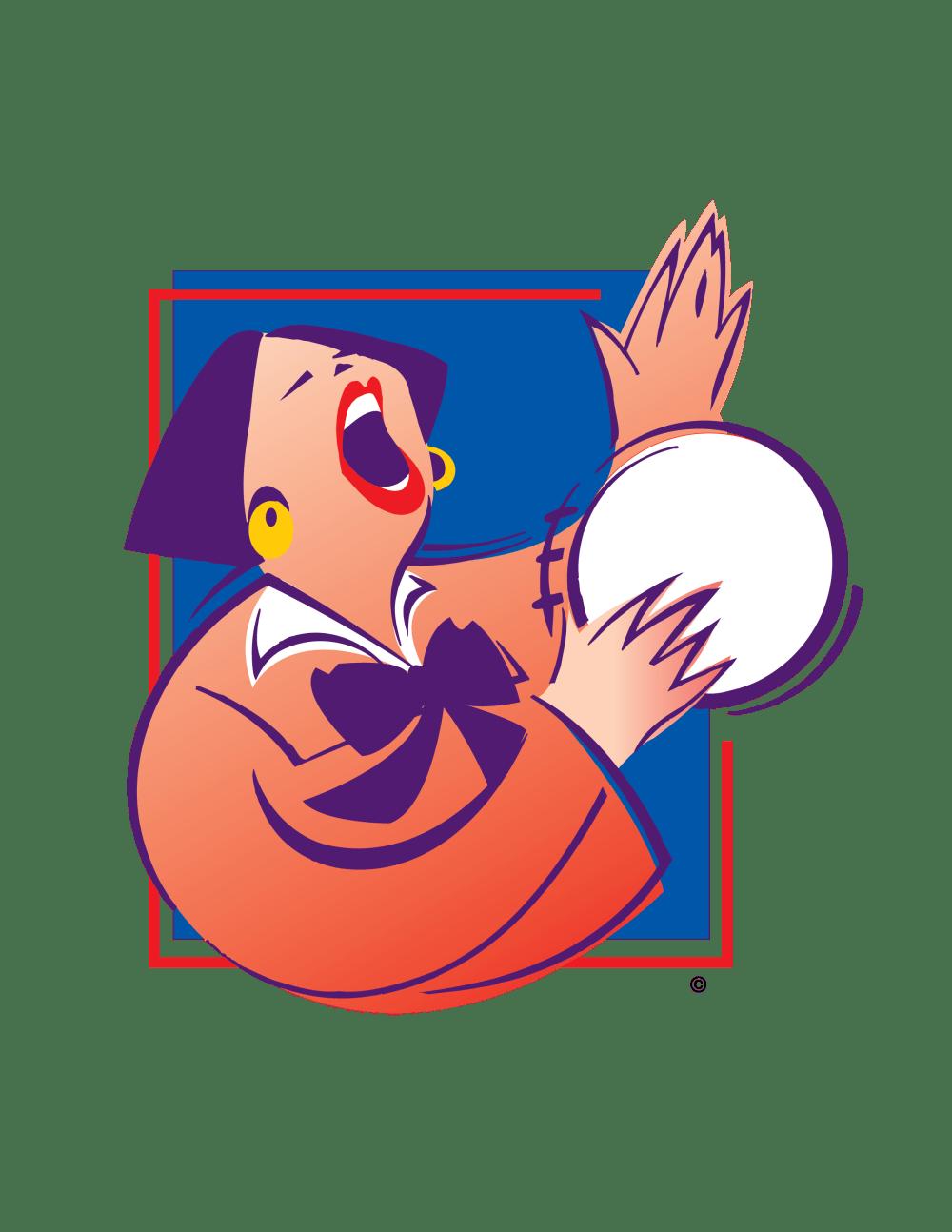 medium resolution of opera singer 2 clip art