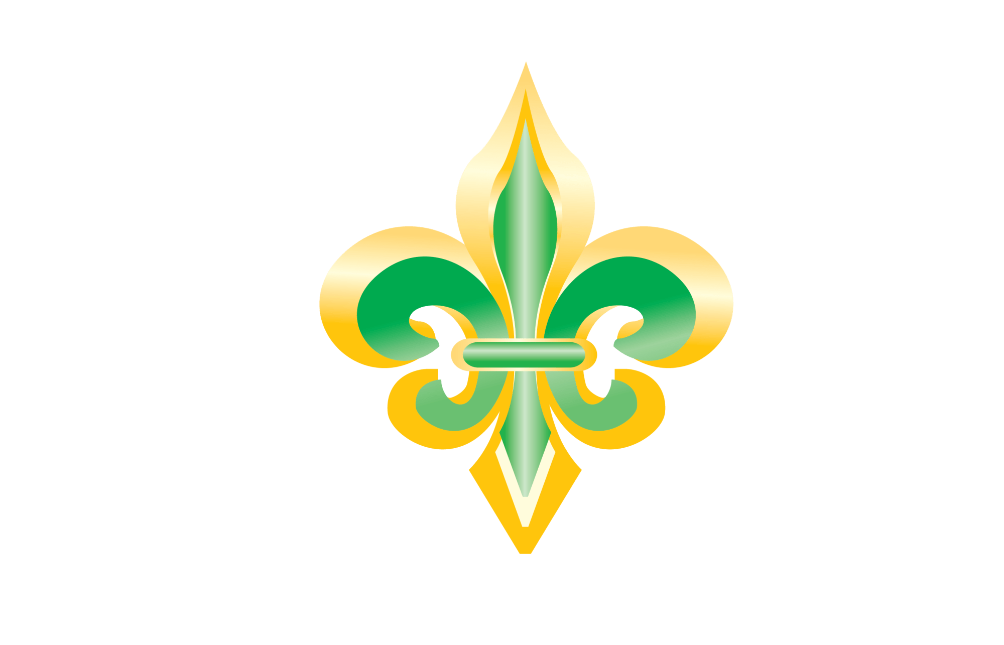 hight resolution of fleur de lis 3