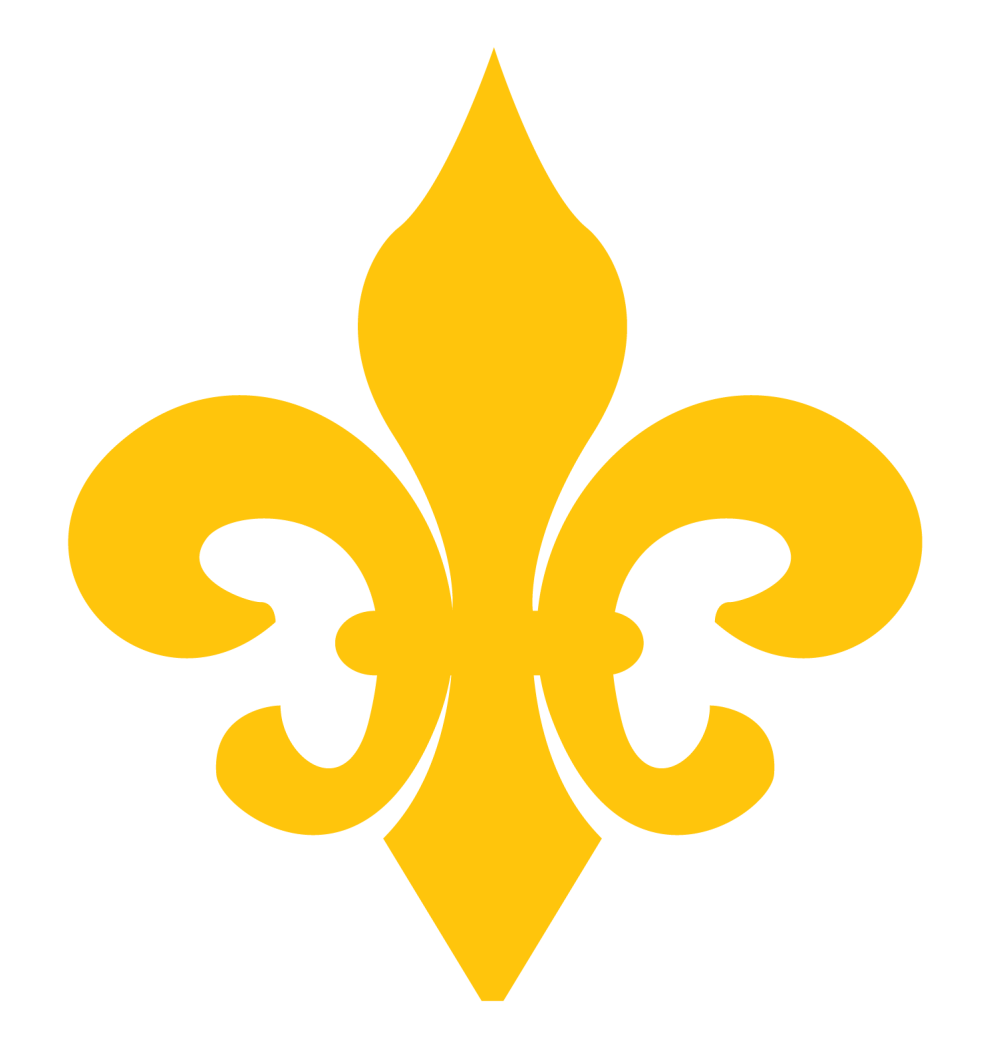 medium resolution of beautiful fleur de lis clip art