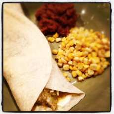 Green Chili Chicken Burritos | New Orleans Moms Blog