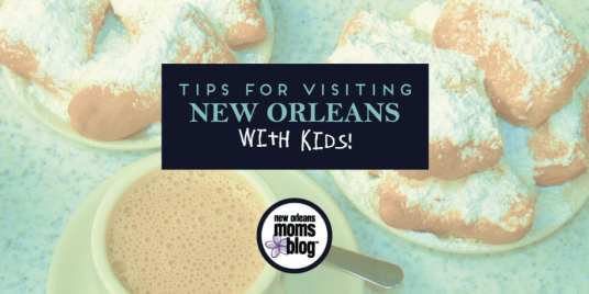 visiting New Orleans with kids