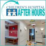 Saturday Night Fever? Children's Hospital After Hours Clinic is Now Open In Metairie! {Sponsored}