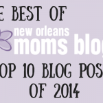 The BEST of NOMB :: Top 10 Blog Posts of 2014