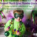 5th Annual Mardi Gras Mambo Giveaway