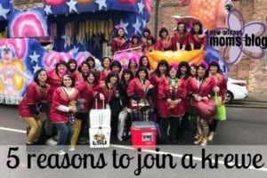5 reasons to join a krewe