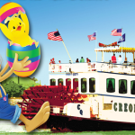Hop Down The River On The Paddlewheeler Creole Queen {Unique Easter Celebration in New Orleans}
