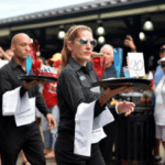 French Market to Host the Bartender and Waiters Race in Honor of Bastille Day