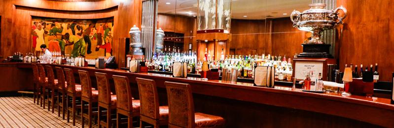 The Sazerac Bar  New Orleans  Nightlife Venue